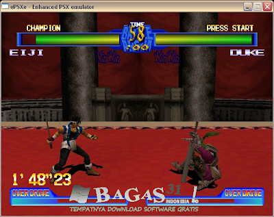 Battle Arena Toshinden 2 PSX 3