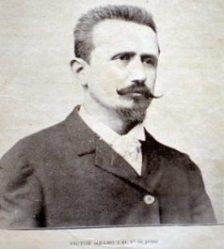 Arq. Vittorio Meano - (Piamonte - Gravere di Susa 1860 / B.A. 01-06-1904)