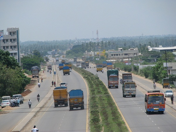 Karur India  city photos : Karur's Prime Portal.: Transportation