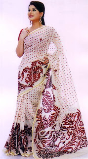 bangladeshi cotton sharee