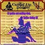 From the Store:  Vinyl Decal - Barrel Racing Girl (single color)