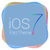 Ios7 Flat (APEX NOVA GO THEME) FULL APK 1.1.6 Android