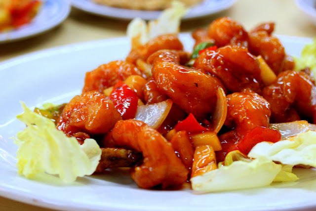 Easy Sweet and Sour Pork Recipe