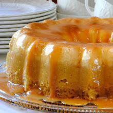 Flan Cake.  Totally worth it !