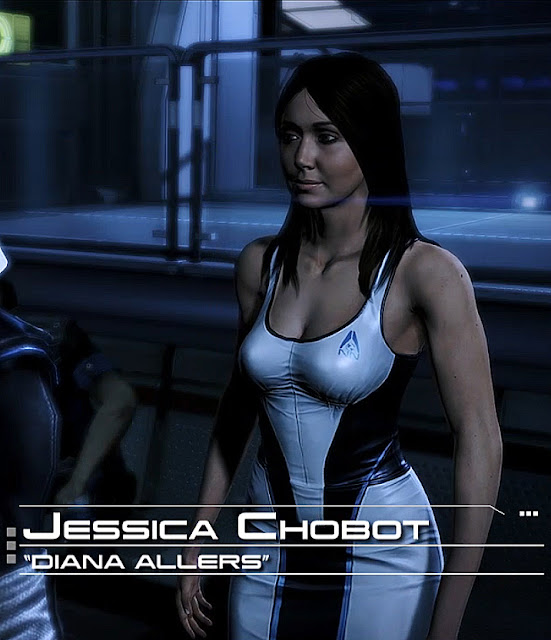 jessica chobot mass effect