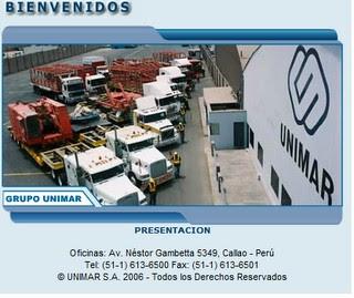 11 noviembre empresa transporte: