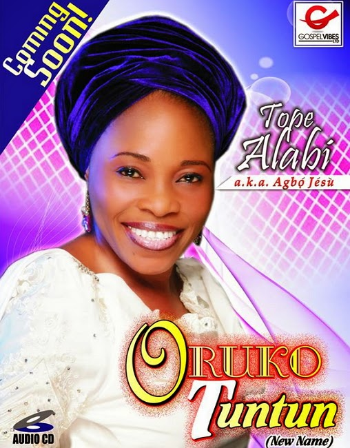 tope alabi new name
