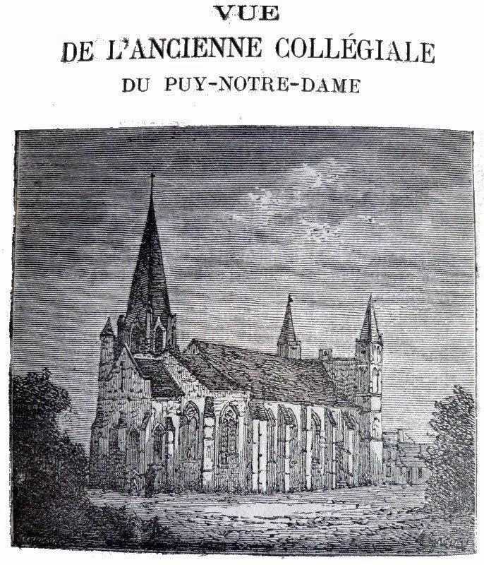 Η Ζώνη της Παναγίας στο Le Puy-Notre-Dame της Γαλλίας. http://leipsanothiki.blogspot.be/