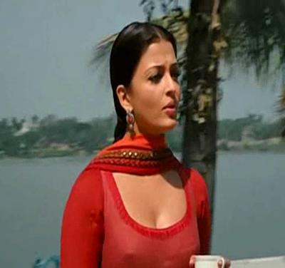 Actress Aishwarya Rai Hot Nipple Show Photos