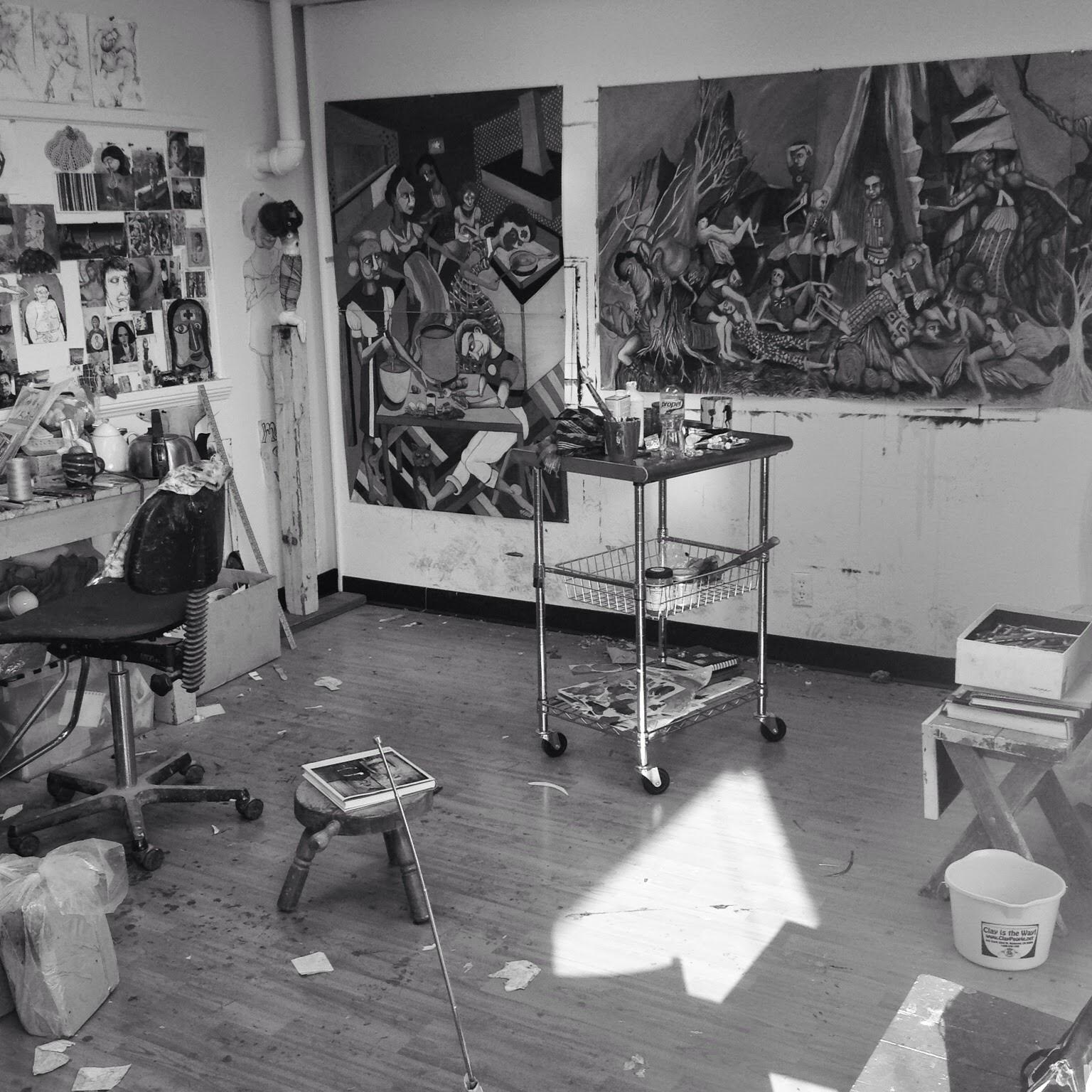 Studio, May ,2015