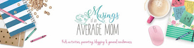 Musings of an Average Mom
