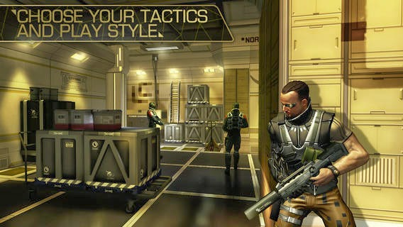 Deus Ex The Fall Android Free Apk Data