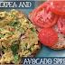 Chickpea and Avocado Spread