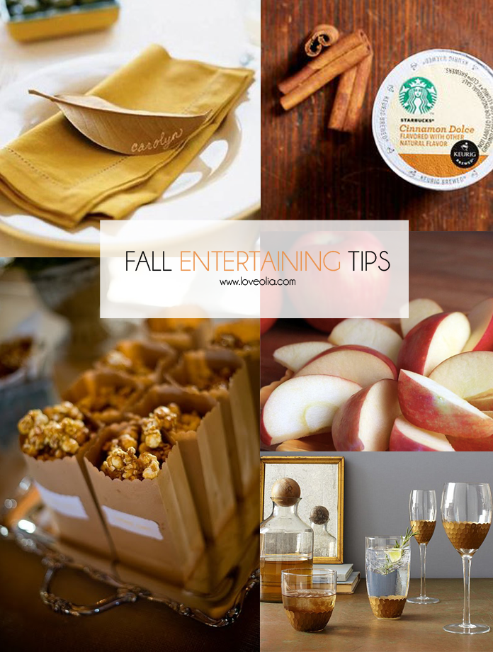 fall entertaining tips ideas, starbucks keurig, k-cup, starbucks, tips, party