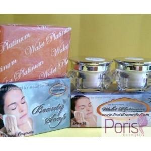 Paket Lengkap Cream Walet Platinum Asli Original