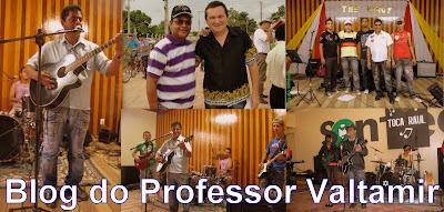 Blog do Professor Valtamir