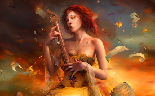 Canción de amor - Love song - Chanson d'amour by Cynthia Sheppard
