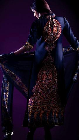 sana safinaz silk collection 2012 for womens latest eid