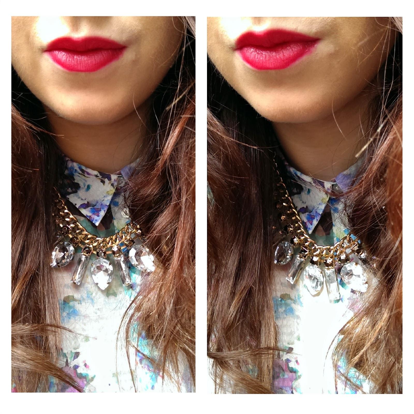 MAC Ruby Woo Lipstick Review
