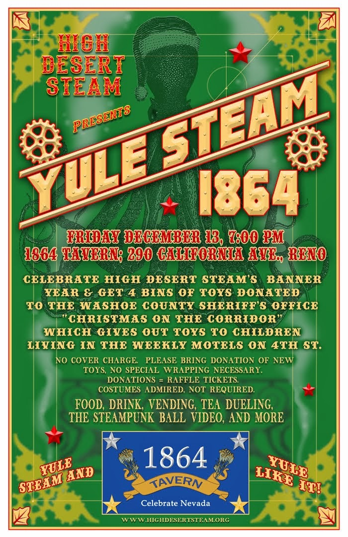 YuleSteam! 1864