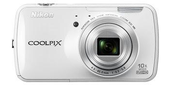 Nikon CoolPix S800c – prvi fotoaparat s Androidom