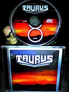 """TAURUS''signo de taurus""""(classic metal series)"""