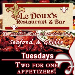 Le Doux's Tuesday