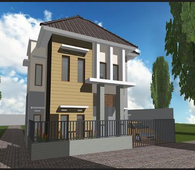 Gambar Desain Rumah Minimalis Modern Terbaru