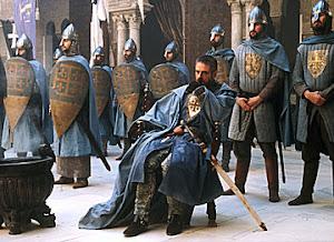 O Lord Protetor de Jerusalém