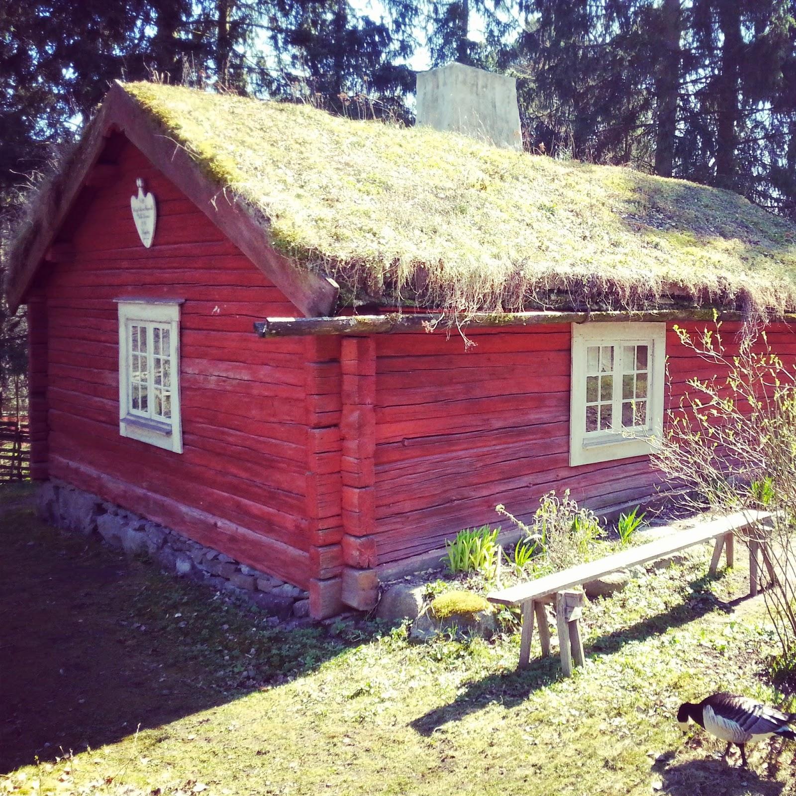 Skansen- príbytok vojaka