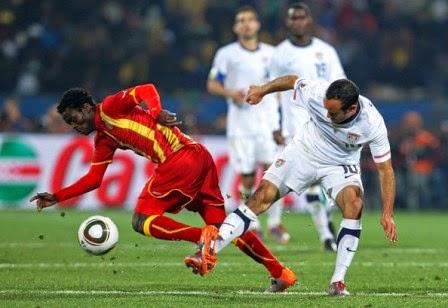 Ghana vs Amerika Serikat