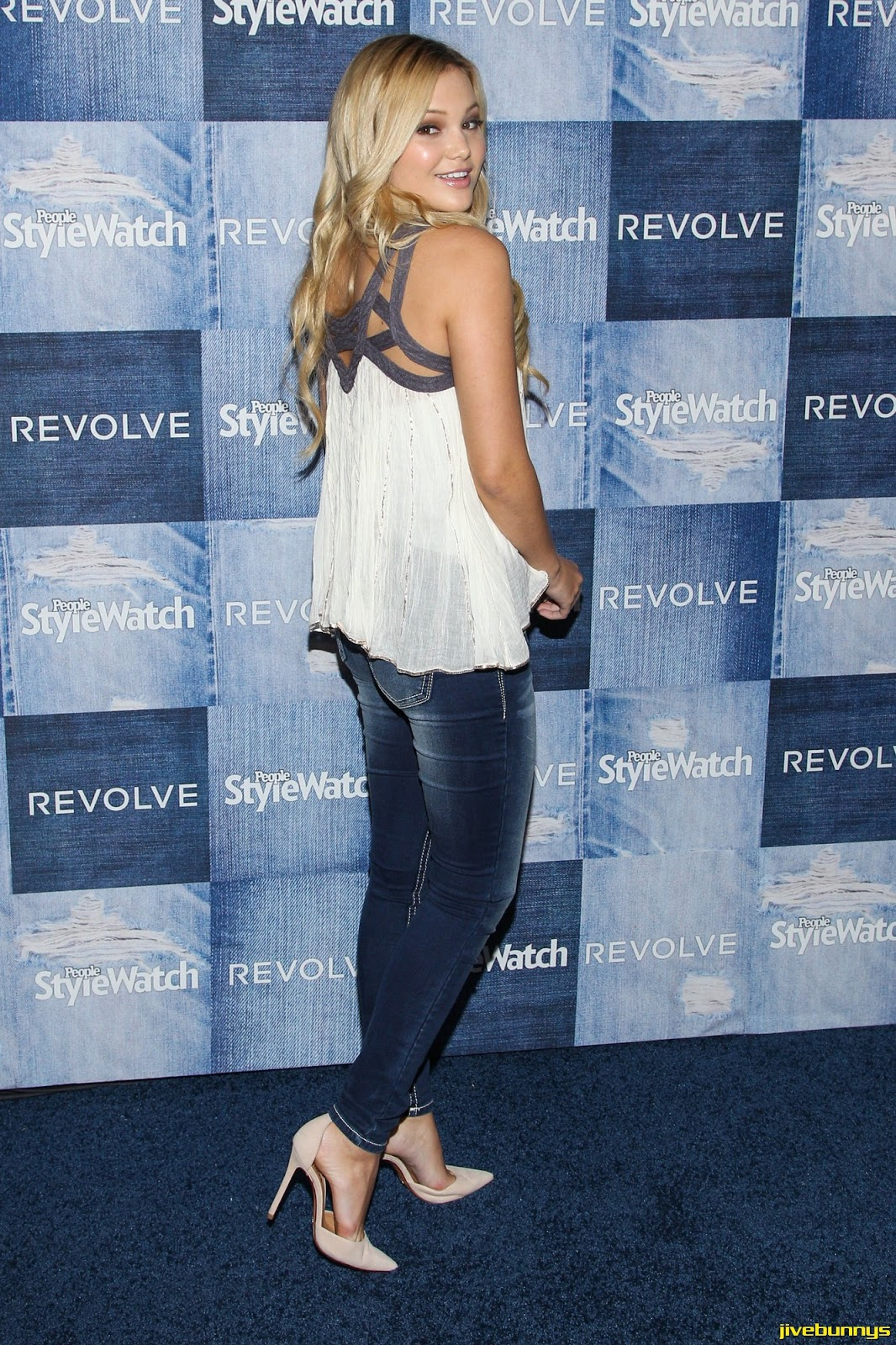 Olivia Holt - People StyleWatch 4th Annual Denim party in Los Angeles - 9/18/14