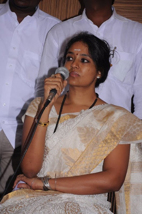 ranjitha press meet cute stills