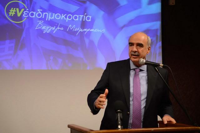 Περιοδεία Βαγγέλη Μεϊμαράκη στην Αν. Μακεδονία και Θράκη