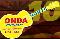 ouvir a Rádio Onda Norte FM 103,9 ao vivo e online Janaúba