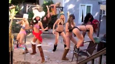 Sexy κορίτσια χορεύουν Harlem shake !!!