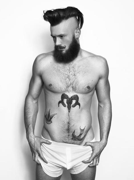 Declan-John Geraghty Stag Tattoo