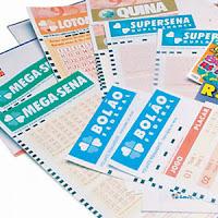 Loteria com bolão