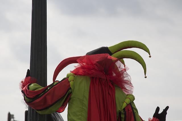 harlequin, Venice