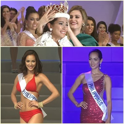 Bea Rose Santiago bags 5th Miss International crown for the Philippines