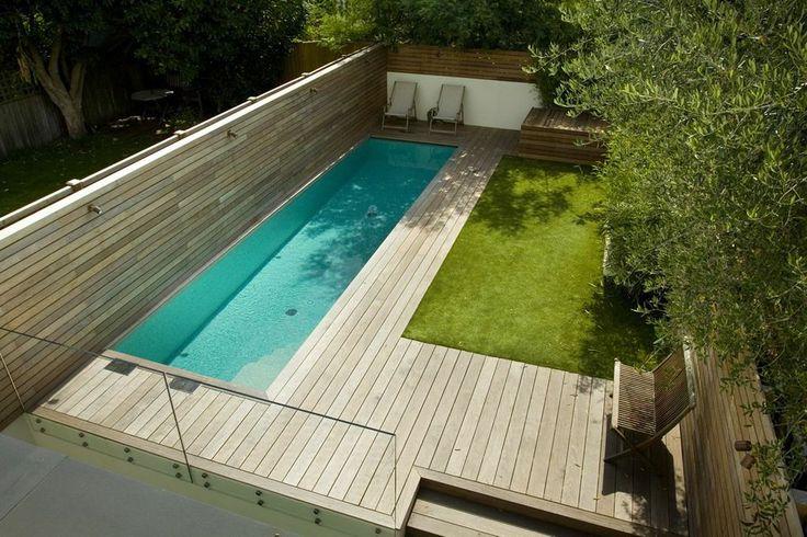 um jardim para cuidar piscinas para espa os pequenos