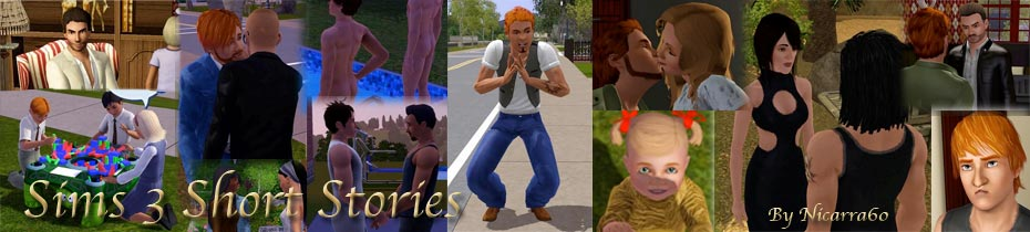 Sims 3 short stories
