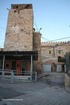 Check Point - Hebron - Palestina