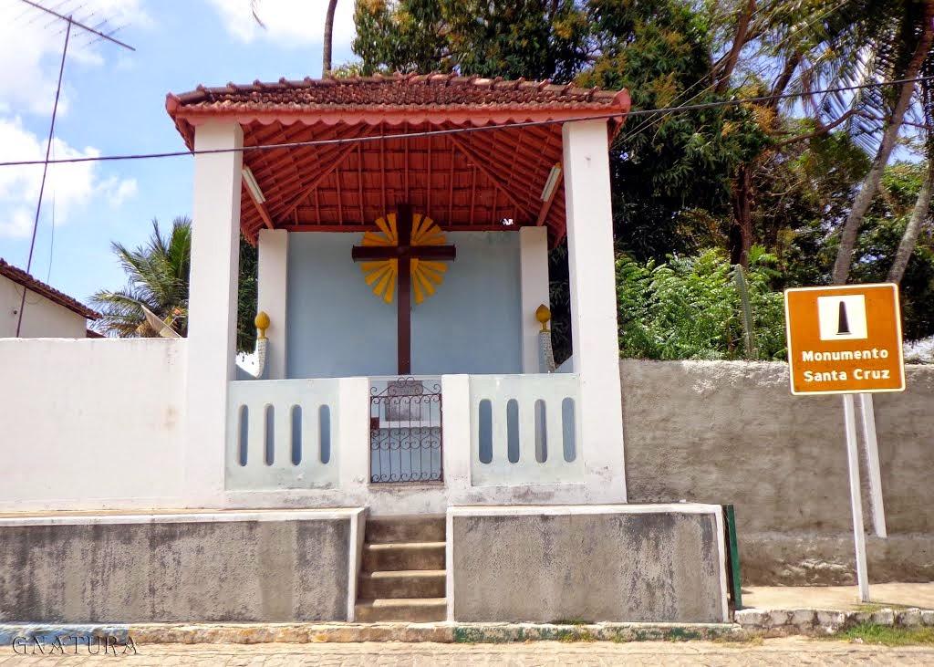 MONUMENTO DE SANTA CRUZ/RN