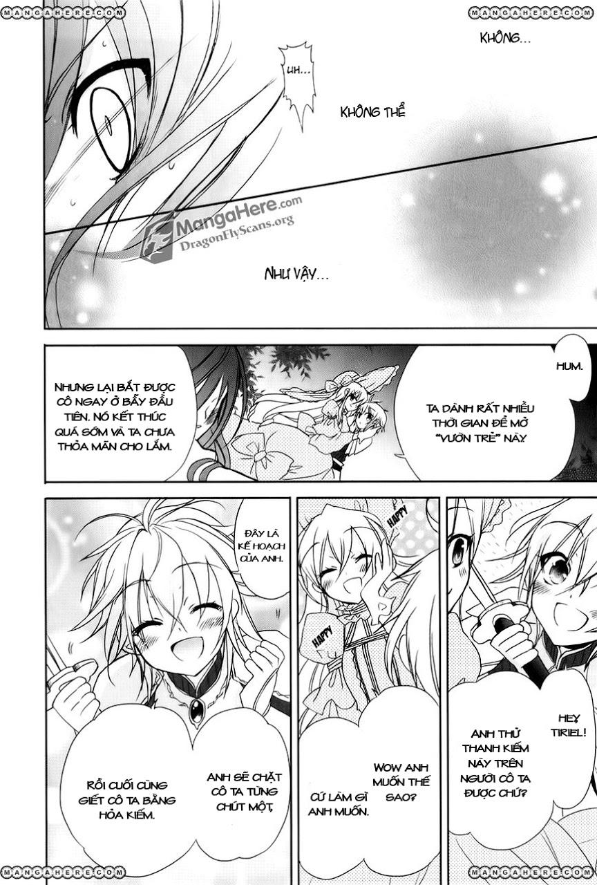 Đôi mắt của Shana chap 58 - Trang 16
