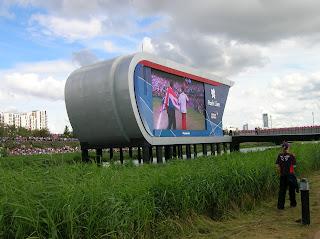 London 2012 Olympics - Park Live area