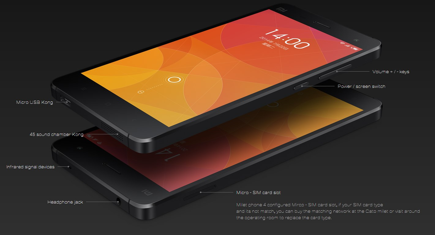 Xiaomi Mi 4 - Full Specifications And FeaturesXiaomi Mi4 Specification