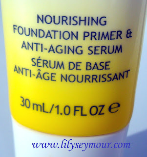 Cover FX Nourishing Foundation Primer and Anti-Aging Serum