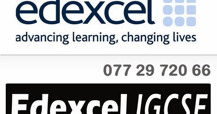 coursework edxcel