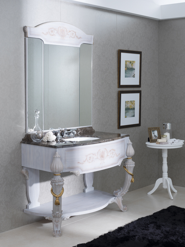 Gamadecor s commitment to classically inspired bathroom for Porcelanosa bathroom designs